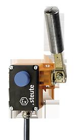 Ex ZS 73 SR - Czujnikzbieganiataśmyprzenośnika/taśmociąguwwykonaniuprzeciwwybuchowym-ATEX