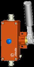 Ex ZS 75 SR Mining - Czujnikzbieganiataśmyprzenośnika/taśmociąguwwykonaniuprzeciwwybuchowym-ATEX