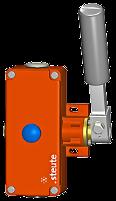 ZS 75 SR -40°C IP67 Extreme - Czujnikzbieganiataśmyprzenośnika/taśmociągudopracywekstremalnychwarunkach